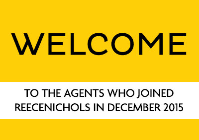 Welcome December 2015 New Agents!