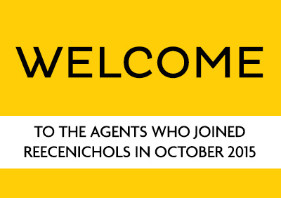 Welcome October 2015 New Agents!