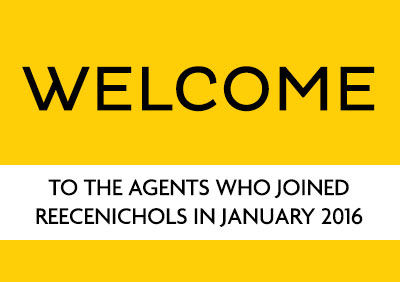 Welcome January 2016 New Agents!