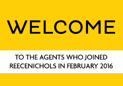 Welcome February 2016 New Agents!