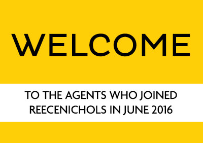 Welcome June 2016 New Agents!