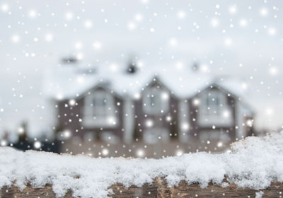 5 Advantages to Buying a Home in Winter