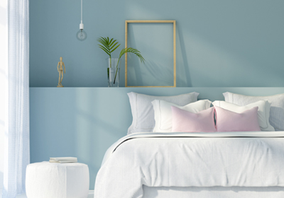 Paint Your Bedroom This Color for a Better Night's Sleep!
