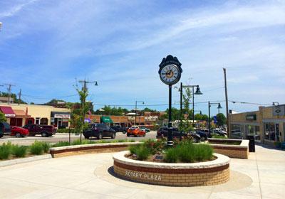 Rotary Plaza - Mission, KS