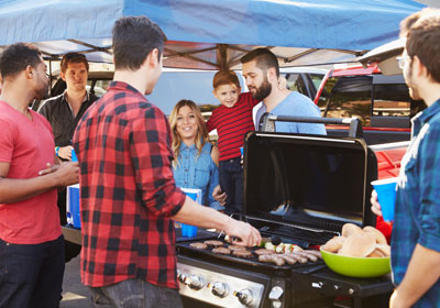 8 Ways to Amp Up Your Tailgate