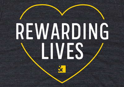 Rewarding Lives Day 2018