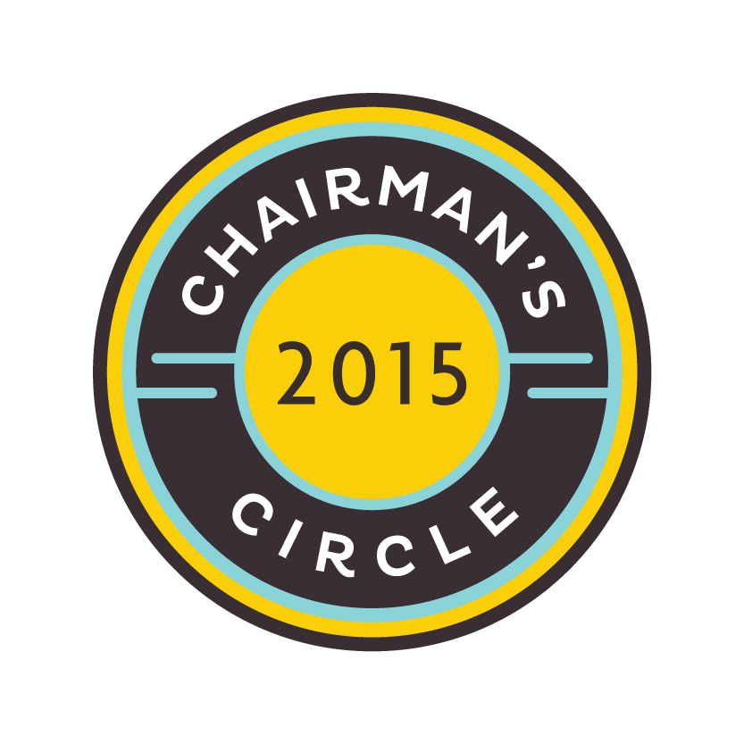 ReeceNichols Chairman's Circle - Top Level of Agents / Teams - 2015