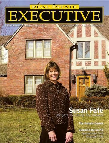 real estate executive susan fate