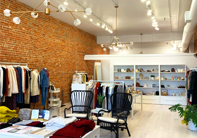 Living Local: Shop Small