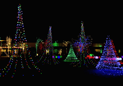 Best Places To View Light Displays In Kansas City