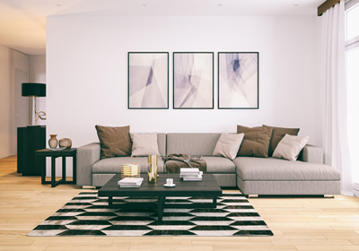 living-room-three-piece-wall-art