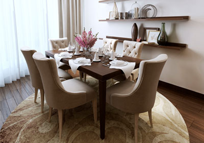 neutral-staged-dining-room