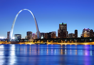 Weekend Getaway — St. Louis