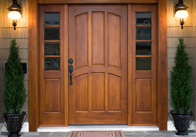 symmetric-front-door-design