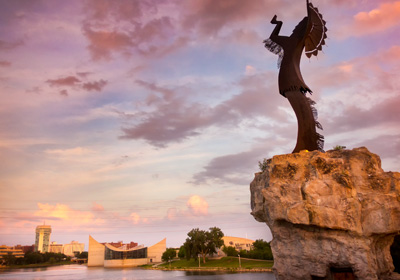 wichita-kansas-keeper-of-plains