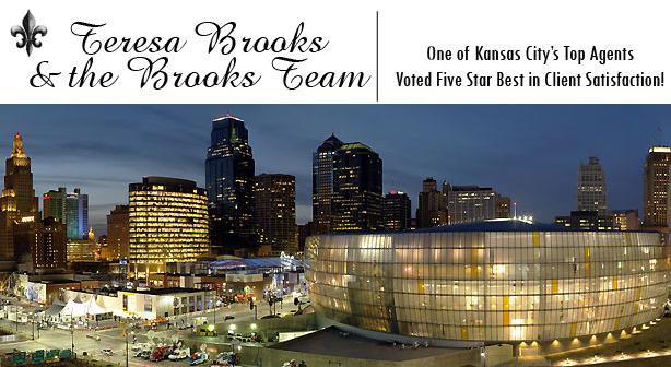Teresa Brooks and the Brooks Team